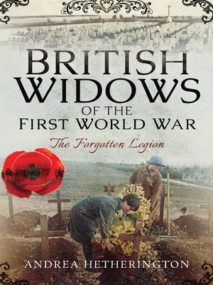 cover image of British Widows of the First World War