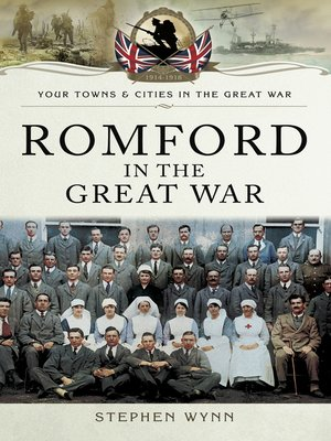 cover image of Romford in the Great War