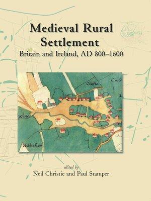 types of rural settlement pdf