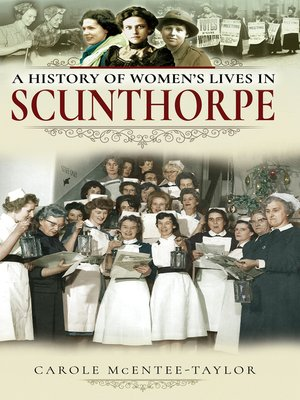 cover image of A History of Women's Lives in Scunthorpe
