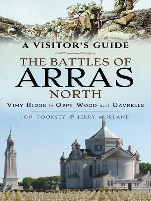 cover image of The Battles of Arras