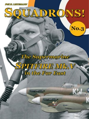 cover image of The Supermarine Spitfire V in the Far East