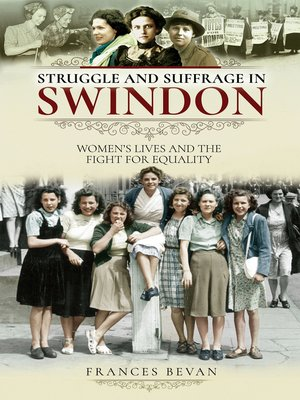 cover image of Struggle and Suffrage in Swindon