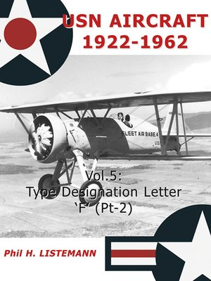 cover image of USN Aircraft 1922-1962. Volume 5