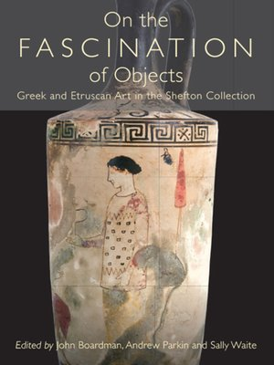 cover image of On the Fascination of Objects