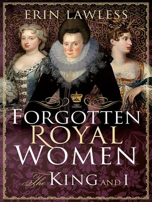 cover image of Forgotten Royal Women