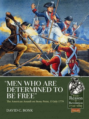 """cover image of """"Men who are Determined to be Free"""""""