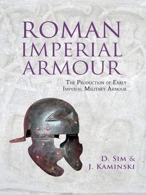cover image of Roman Imperial Armour