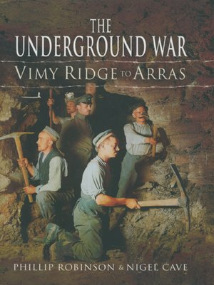 cover image of The Underground War