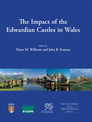 cover image of The Impact of the Edwardian Castles in Wales