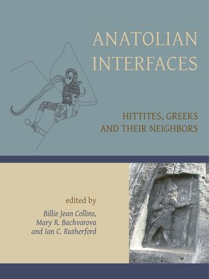 cover image of Anatolian Interfaces
