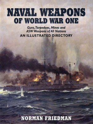 cover image of Naval Weapons of World War One