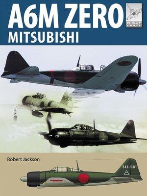 cover image of Mitsubishi A6M Zero