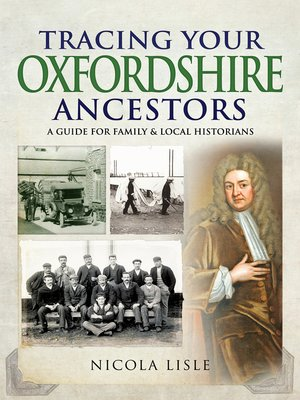 cover image of Tracing Your Oxfordshire Ancestors
