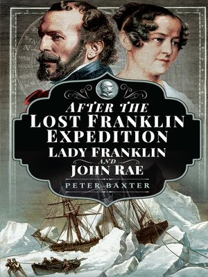 cover image of After the Lost Franklin Expedition