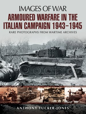 cover image of Armoured Warfare in the Italian Campaign