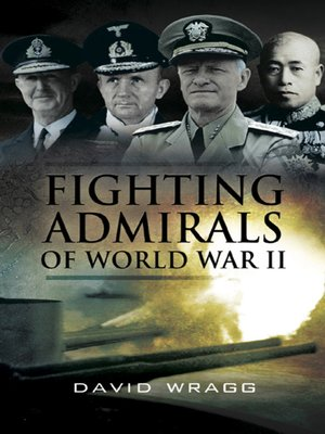 cover image of Fighting Admirals of World War II