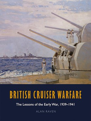 cover image of British Cruiser Warfare