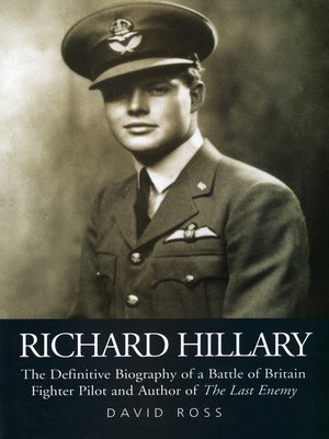 cover image of Richard Hillary