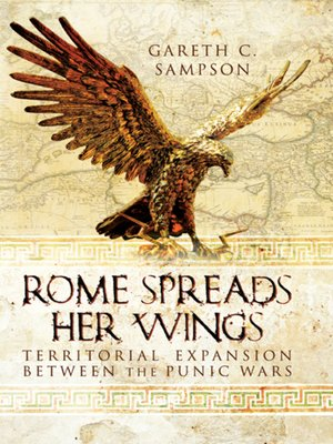 cover image of Rome Spreads Her Wings