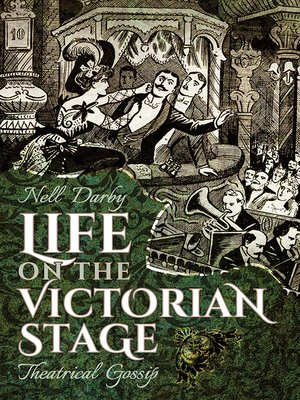 cover image of Life on the Victorian Stage
