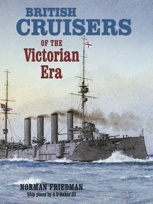 cover image of British Cruisers of the Victorian Era