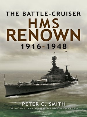 cover image of Battle-Cruiser HMS Renown 1916-48