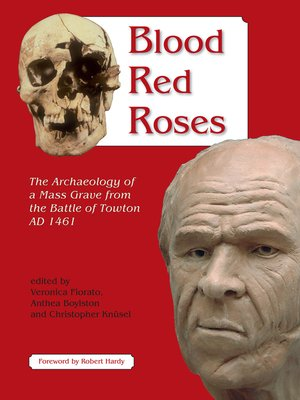 cover image of Blood Red Roses