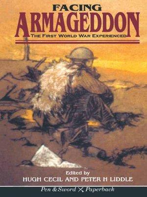 cover image of Facing Armageddon