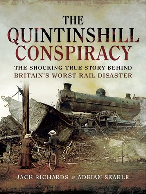 cover image of The Quintinshill Conspiracy