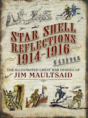 cover image of Star Shell Reflections 1916