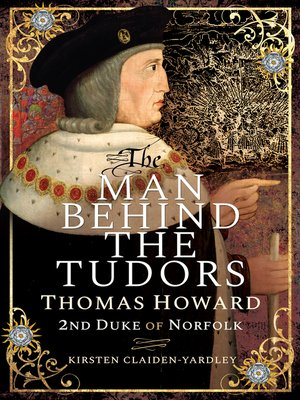 cover image of The Man Behind the Tudors