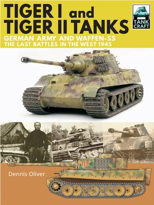 cover image of Tiger I and Tiger II Tanks