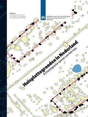 cover image of Huisplattegronden in Nederland