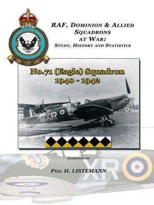 cover image of No. 71 (Eagle) Squadron
