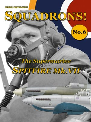 cover image of The Supermarine Spitfire Mk.VII
