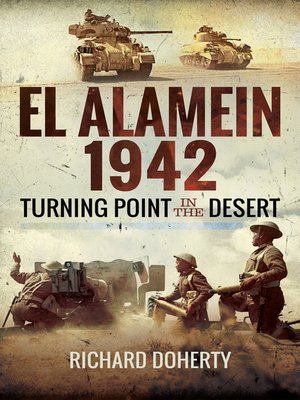 cover image of El Alamein 1942