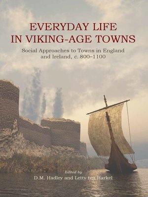 cover image of Everyday Life in Viking-Age Towns