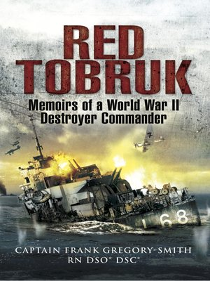 cover image of Red Tobruk