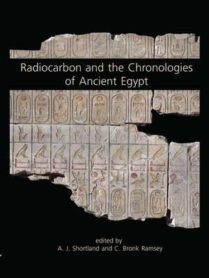 cover image of Radiocarbon and the Chronologies of Ancient Egypt