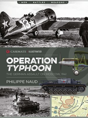 cover image of Operation Typhoon