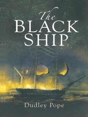 cover image of The Black Ship