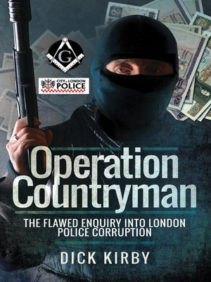 cover image of Operation Countryman