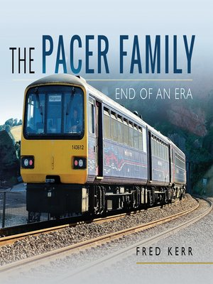 cover image of The Pacer Family
