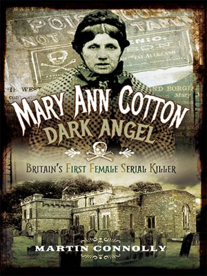 cover image of Mary Ann Cotton--Dark Angel