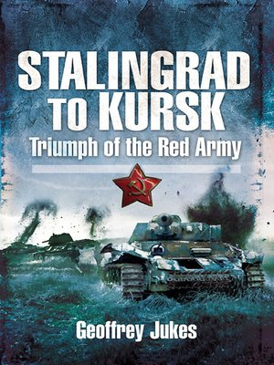 cover image of Stalingrad to Kursk
