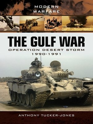 cover image of The Gulf War