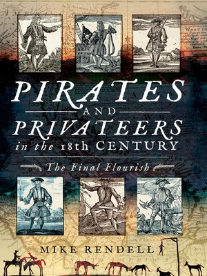 cover image of Pirates and Privateers in the 18th Century