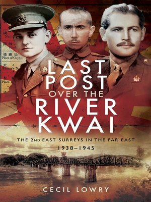 cover image of Last Post over the River Kwai