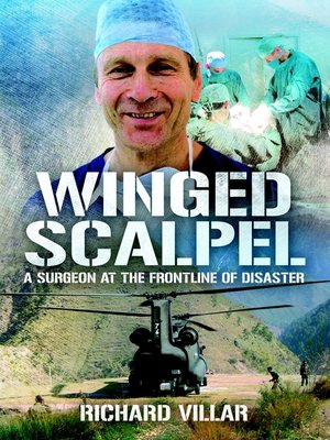 cover image of Winged Scalpel